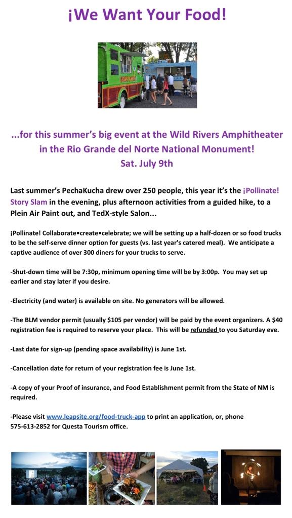 Pollinatefood-vendorFAQ