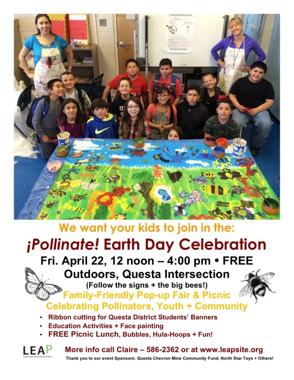2016EarthDayFlyer
