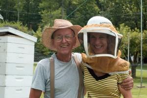 Jenny Lynn and Mr. Rhury