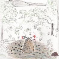 Viviane drawing 2