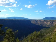 The reason we're here....the gorgeous Gorge!