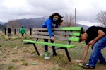 4YouthPaintingBenches